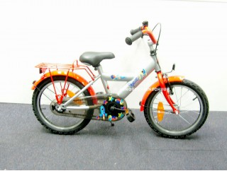bike fun space 16 inch nieuw